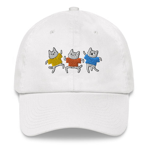 Hamotzi Dad Hat | CityCaps.Co
