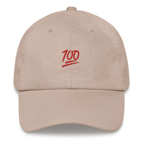 100 Emoji Dad hat | CityCaps.Co