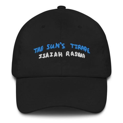 The Sun's Tirade Isaiah Rashad Dad Hat