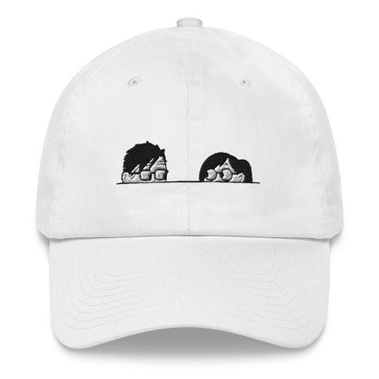 Bonnie Pang Art Dad Hat | CityCaps.Co