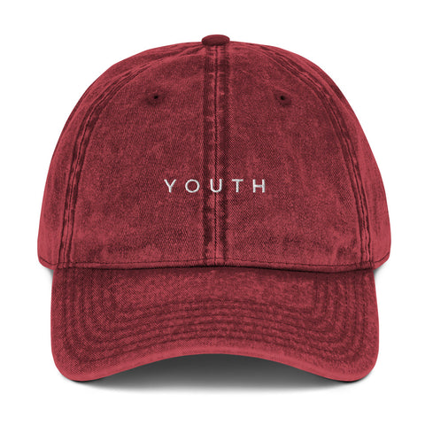 YOUTH Vintage Dad  Hat | CityCaps.Co