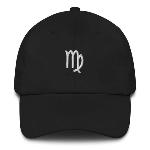 Astrology Virgo Sign Dad Hat | CityCaps.Co