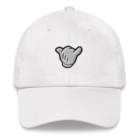 Cool Shaka Hand Dad Hat | CityCaps.Co