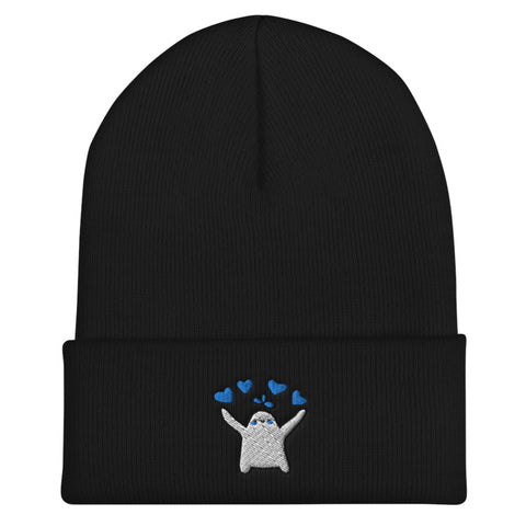 Tea Bag Beanie | CityCaps.Co