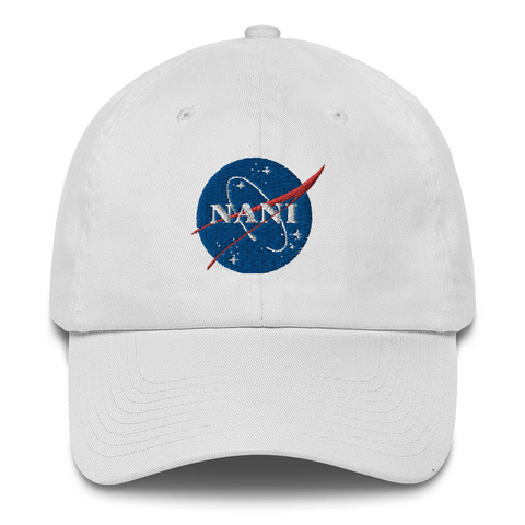 NANI | NASA Dad Hat | CityCaps.Co
