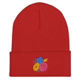 NoLightArtist The Color Crew Beanie | CityCaps.Co