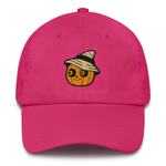Oliver Hamlin Pumpkling Dad Hat | CityCaps.Co