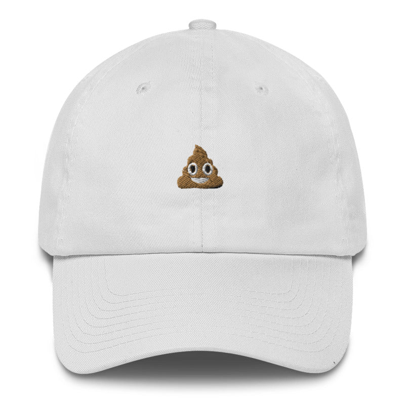 Pile of Poo Dad Hat | CityCaps.Co
