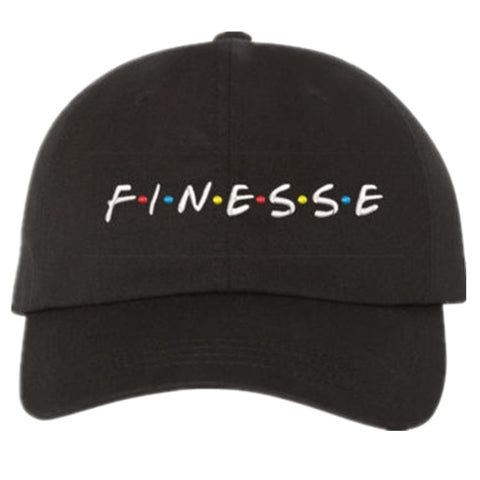 Finesse Dad Hat | CityCaps.Co