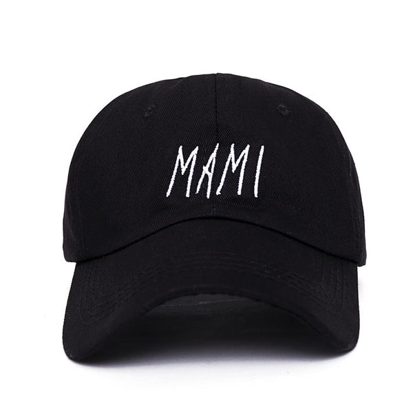 MARIJUANA LEAF DAD HAT. MAMI - City Caps 40887485c819