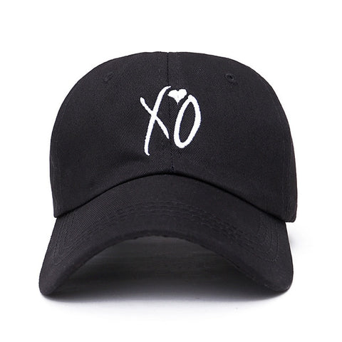 XO Dad Hat | CityCaps.Co