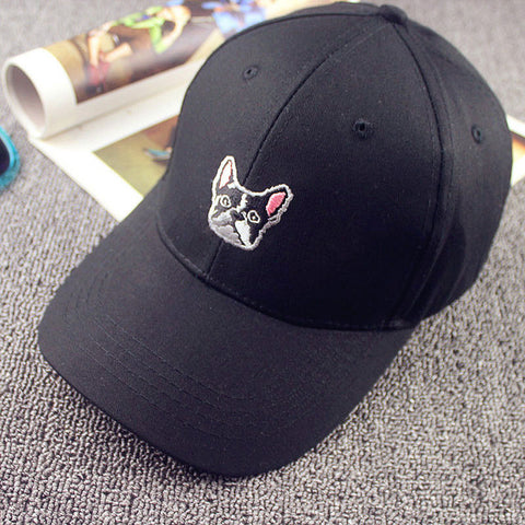 French Bulldog Dad Hat | CityCaps.Co