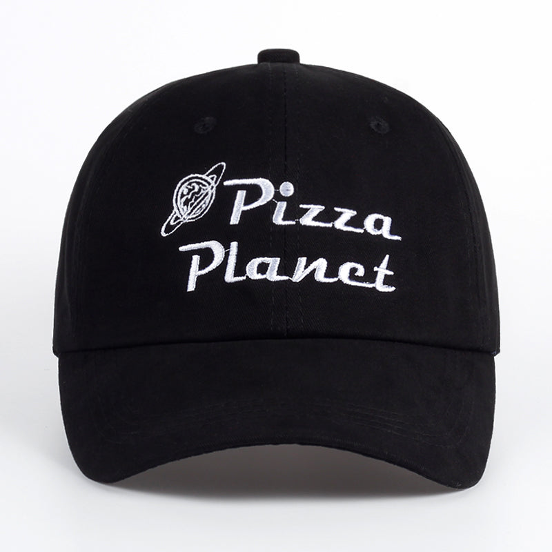 Pizza Planet Dad Hat | CityCaps.Co