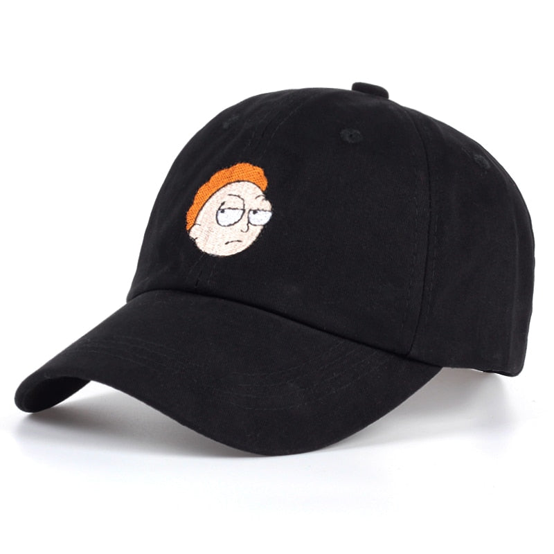 Rick and Morty Dad Hat | CityCaps.Co