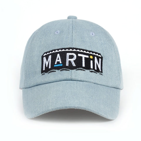 Martin Dad Hat | CityCaps.Co