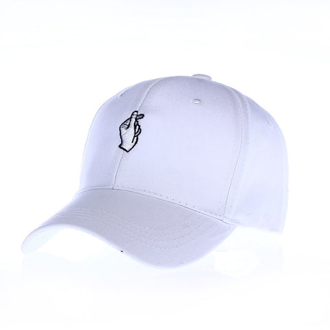 Love Hands Dad Hat | CityCaps.Co
