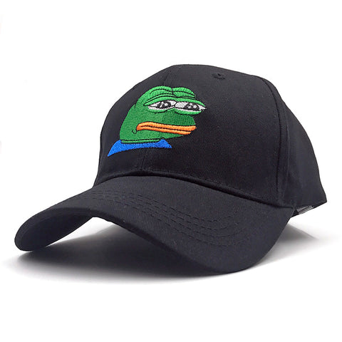 Kermit The Frog Dad Hat | CityCaps.Co