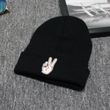 Peace Beanie | CityCaps.Co