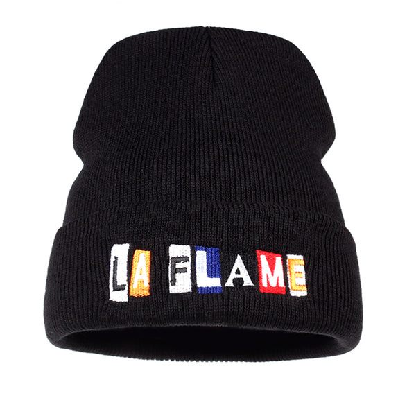 La Flame Beanie | CityCaps.Co
