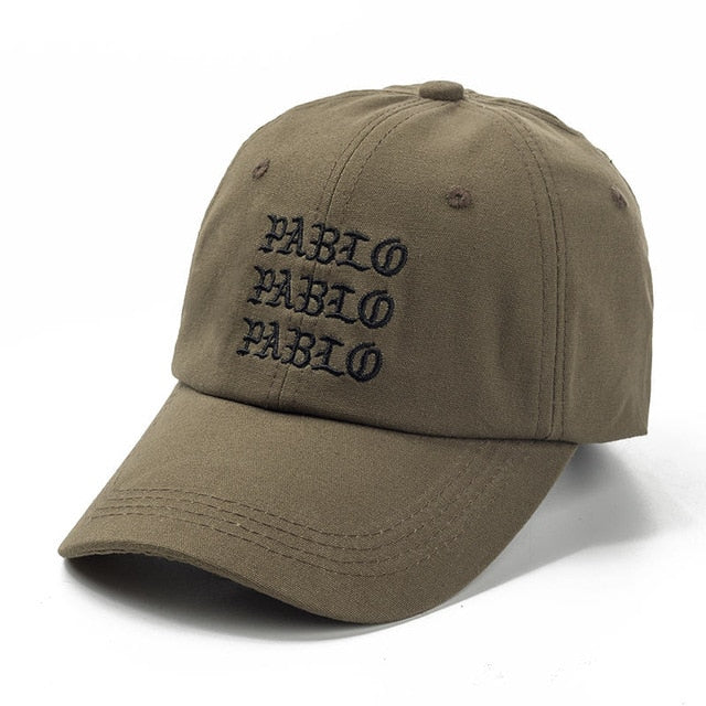 Pablo Kanye West Dad Hat | CityCaps.Co