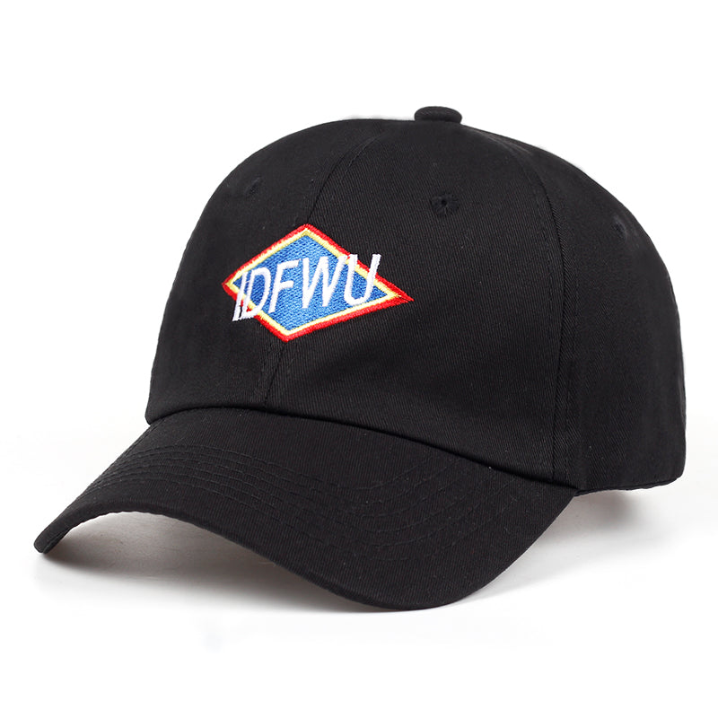 IDFWU Dad Hat | CityCaps.Co