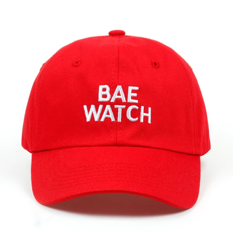 Bae Watch Dad Hat | CityCaps.Co