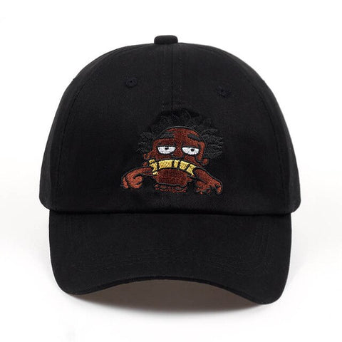Kodak Black Dad Hat | CityCaps.Co