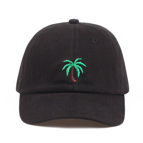 Palm Tree Dad Hat | CityCaps.Co