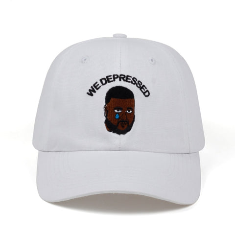 We Depressed Dad Hat | CityCaps.Co