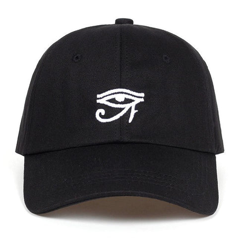 Eye Of Ra Dad Hat | CityCaps.Co