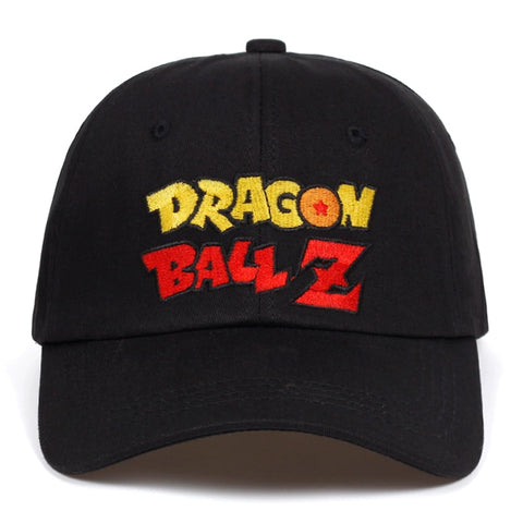 Dragon Ball Z Dad Hat | CityCaps.Co