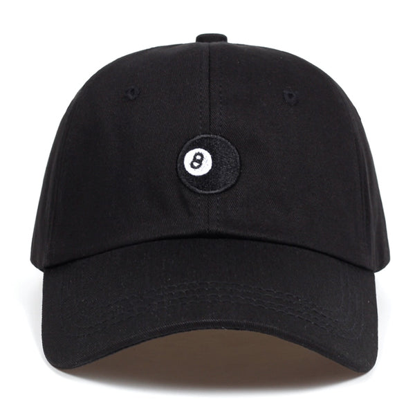 8 Ball Dad Hat | CityCaps.Co