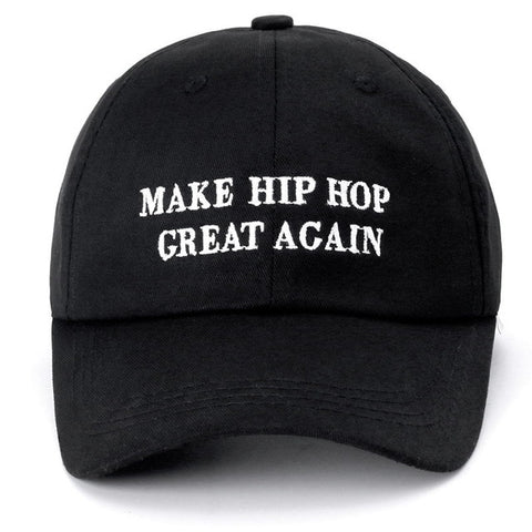 Make Hip Hop Great Again Dad Hat | CityCaps.Co