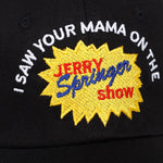 I Saw Your Mama On The Jerry Springer Show Dad Hat | CityCaps.Co