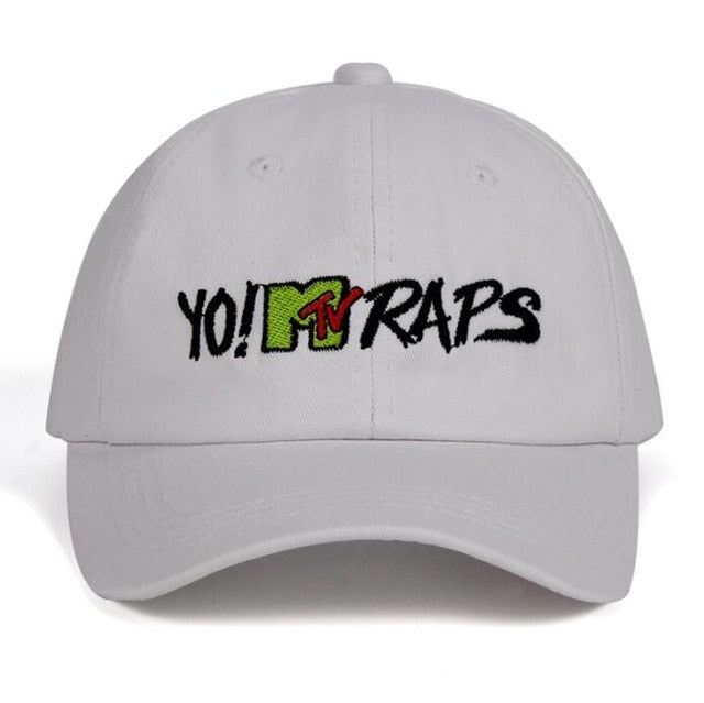 Yo! MTV Raps Dad Hat | CityCaps.Co