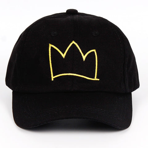 Lebron James Crown Dad Hat | CityCaps.Co