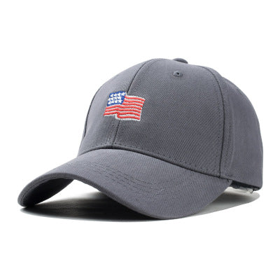 American Flag Dad Hat | CityCaps.Co