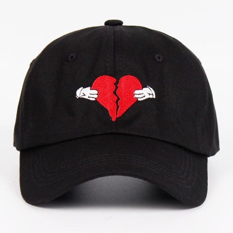 Heart Break Dad Hat | CityCaps.Co