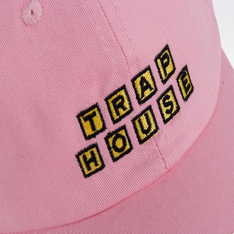 Trap House Dad Hat | CityCaps.Co
