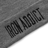 Iron Addict Beanie | CityCaps.Co