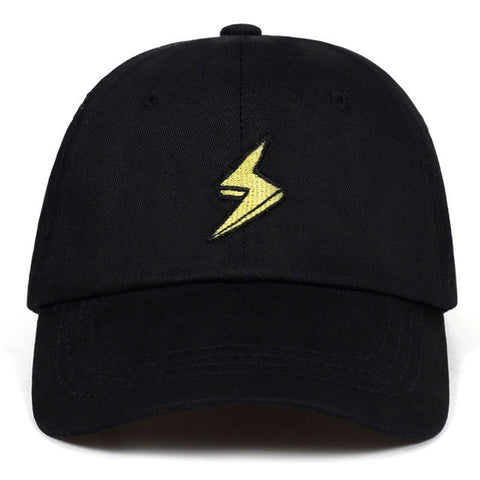 Lightning Dad Hat | CityCaps.Co