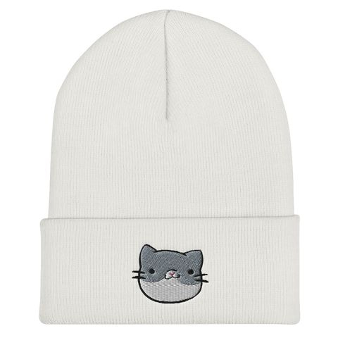 Random Ninja Kitty Beanie | CityCaps.Co