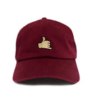 Shaka Hand Sign Dad Hat | CityCaps.Co