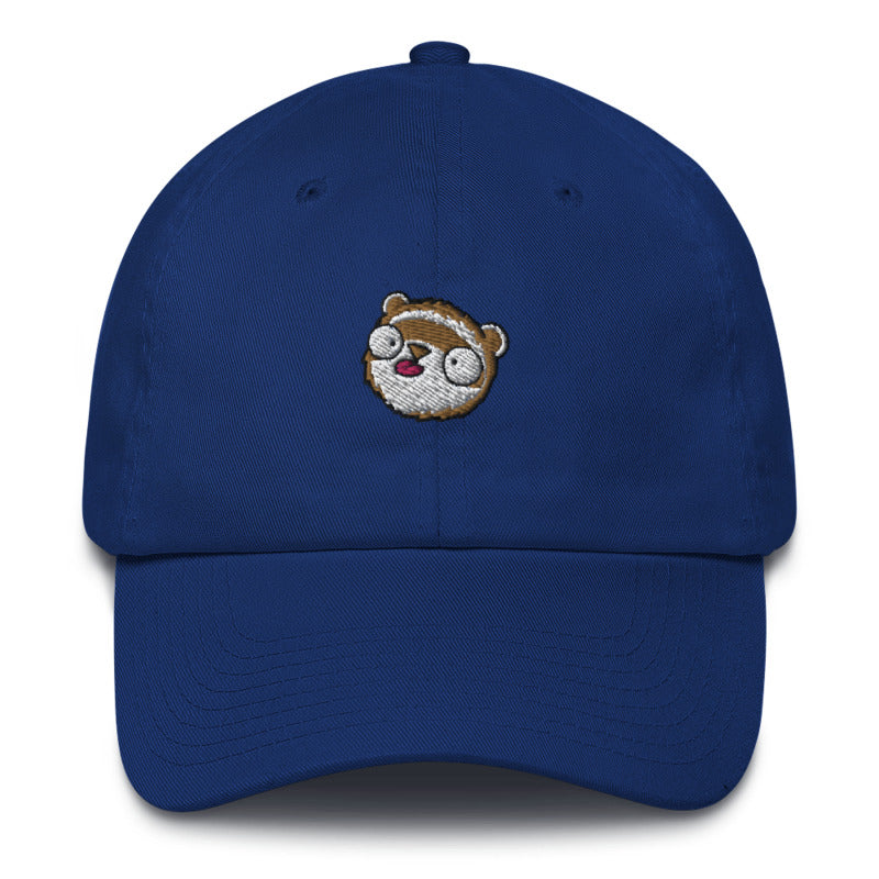 Siberian LIzard Ferret Dad Hat | CityCaps.Co