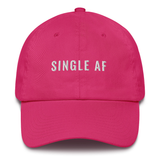 SINGLE AF Dad Hat | CityCaps.Co