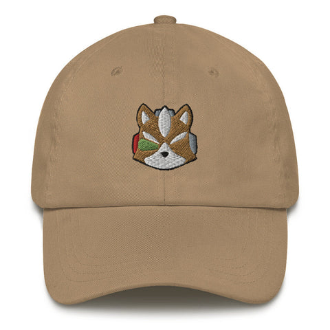 Star Fox Dad Hat | CityCaps.Co