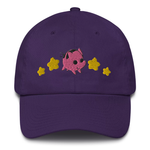 Star's Taco Piggy Stars Dad Hat | CityCaps.Co