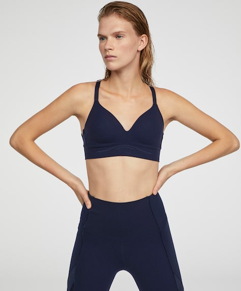 Bardot neckline crop top