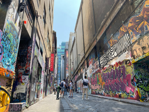 Top 10 Street Art Laneways in Melbourne, Australia