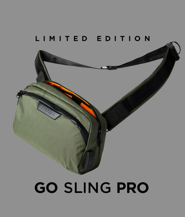 Limited Edition Go Sling Pro